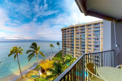 Valley Isle Resort # 805 - Lahaina Vacation Rental