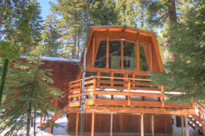 Tahoe City Retro Family Lodge - Tahoe City Vacation Rental