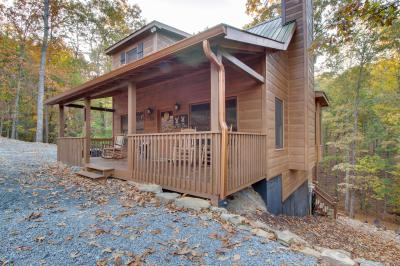 Bucky and Doe Doe's Place - Ellijay Vacation Rental