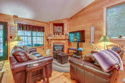 Deer Hollow Cabin - Sautee Nacoochee Vacation Rental