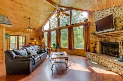 Enchantment Cabin - Sautee Nacoochee Vacation Rental