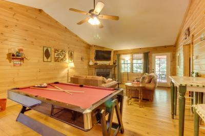 Lazy Acres Cabin - Sautee Nacoochee Vacation Rental