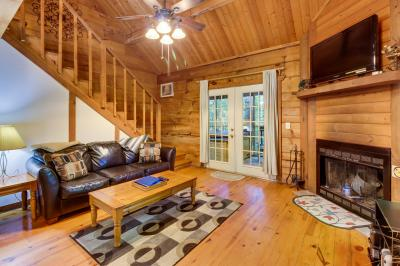 Singing Pines Cabin - Sautee Nacoochee Vacation Rental