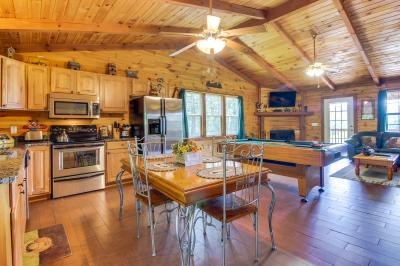Skycrest Cabin - Sautee Nacoochee Vacation Rental