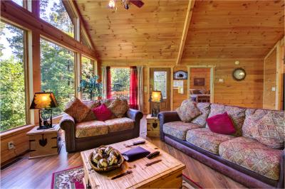 Natural High Cabin - Sautee Nacoochee Vacation Rental