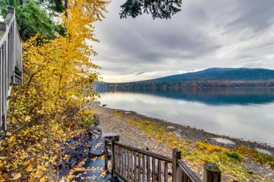 Bay Point Lakefront 1B Down - Whitefish Vacation Rental