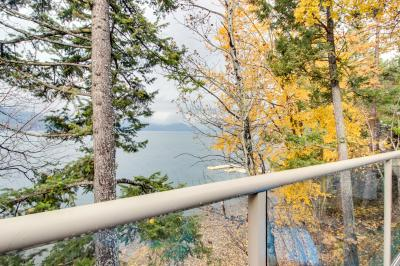 Bay Point Lakefront 1B Up - Whitefish Vacation Rental