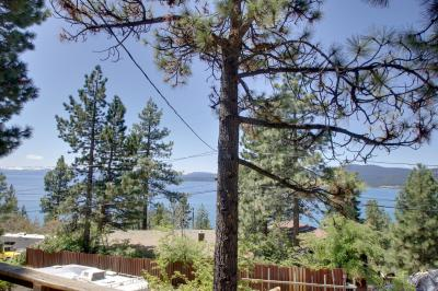 Brockway Lakeview Cabin - Kings Beach Vacation Rental