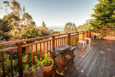 Chanticleer - Mendocino Vacation Rental
