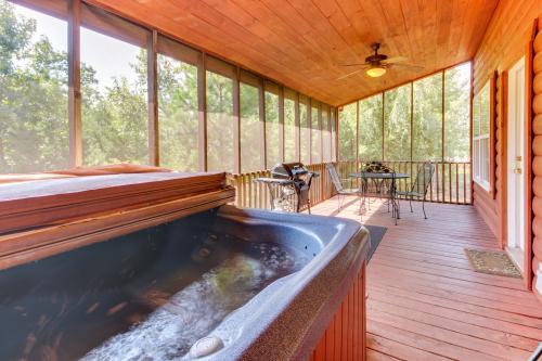 Grandview Cabin Blue Ridge Cabin Rentals