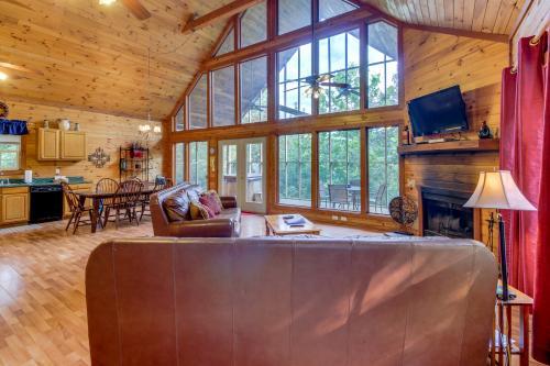 Majestic View Blue Ridge Cabin Rentals