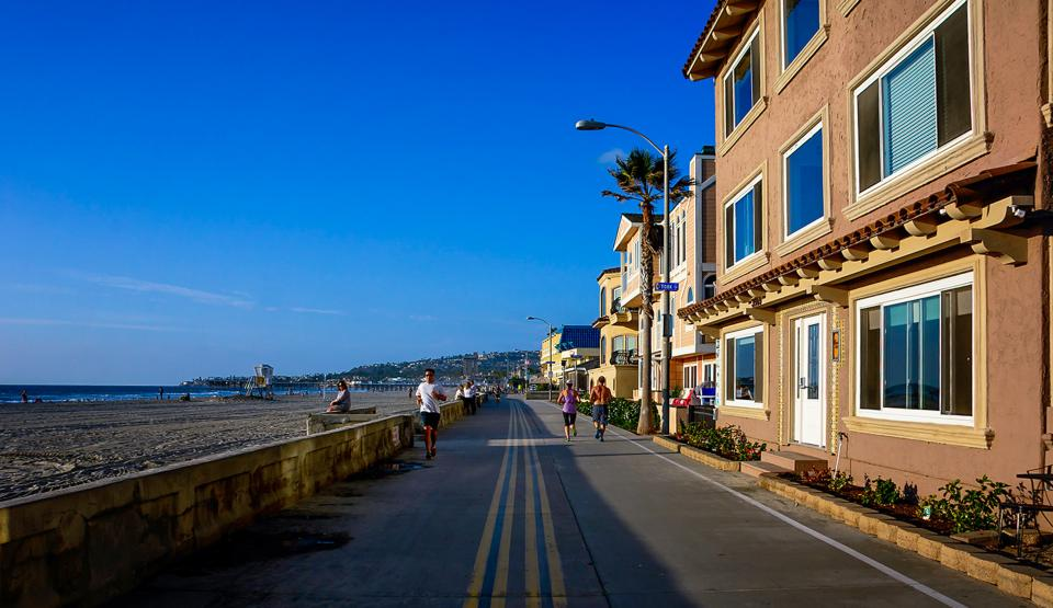 North Mission Oceanfront - San Diego Vacation Rental