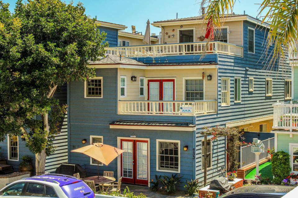 La Playa House - San Diego Vacation Rental