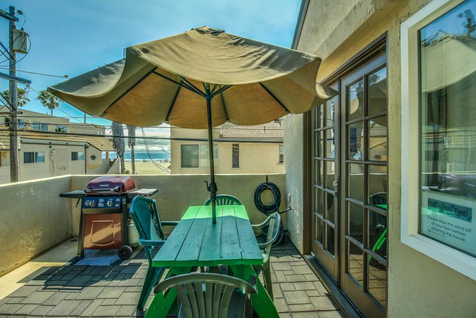 David's Surfside Beach House - San Diego Vacation Rental