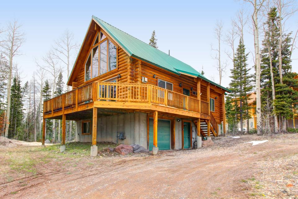 Forced Family Fun - Brian Head Vacation Rental