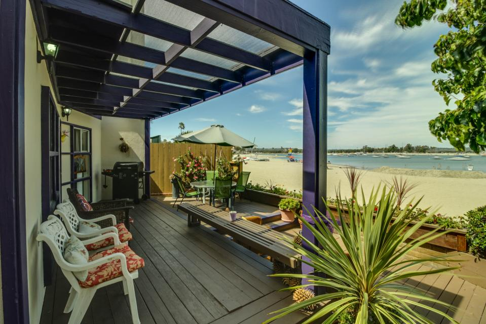 California Cottage on the Bay - San Diego Vacation Rental