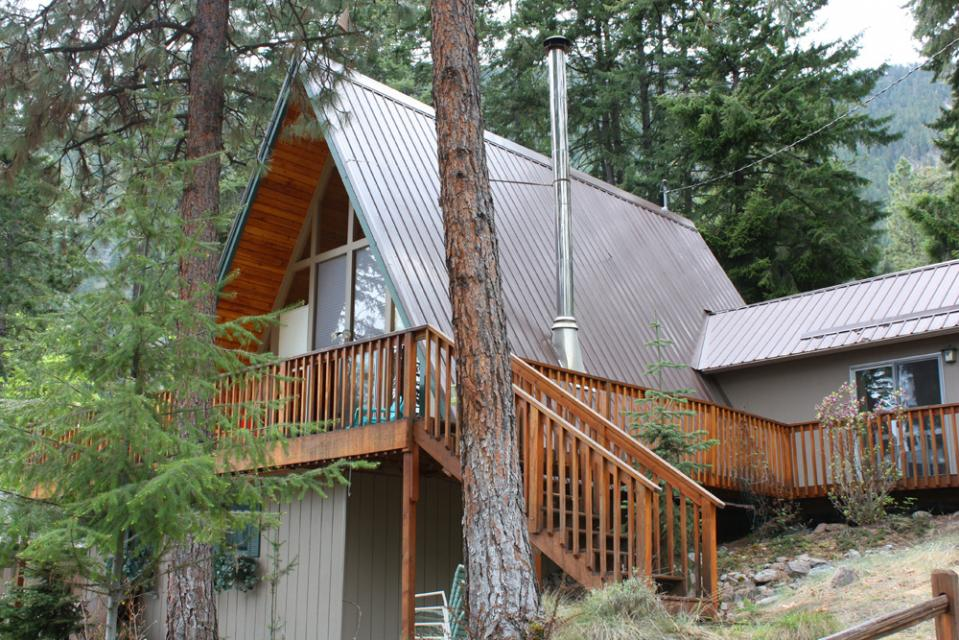 A Cabin - Chelan Vacation Rental