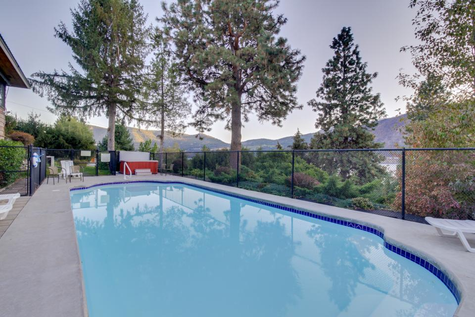 Willow Point House - Manson Vacation Rental