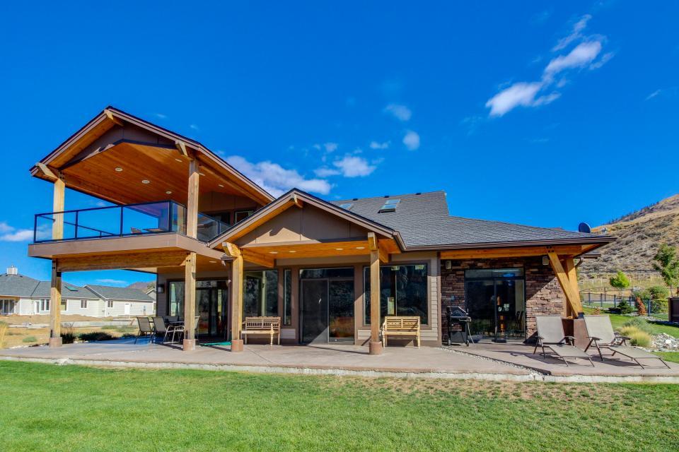 Zen Lodge - Orondo Vacation Rental