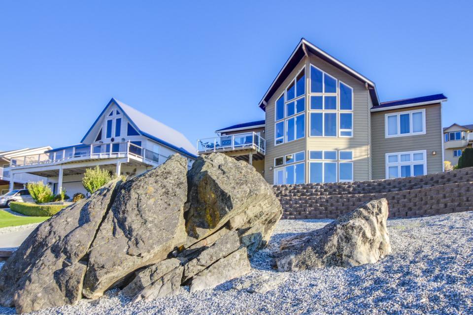 Big Rock Respite - Orondo Vacation Rental
