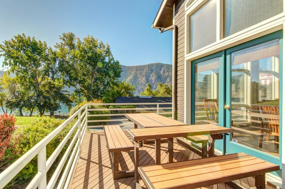 Wapato Point Park Place - Manson Vacation Rental