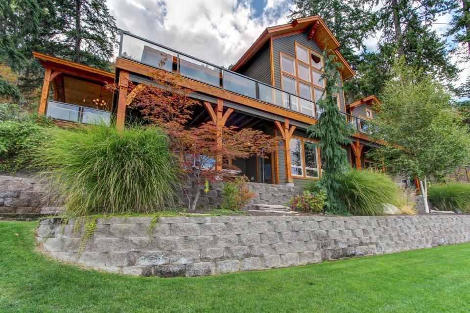 Timber Lodge Retreat - Chelan Vacation Rental