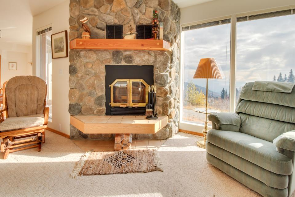 Mountain Goat Escape - Sandpoint Vacation Rental