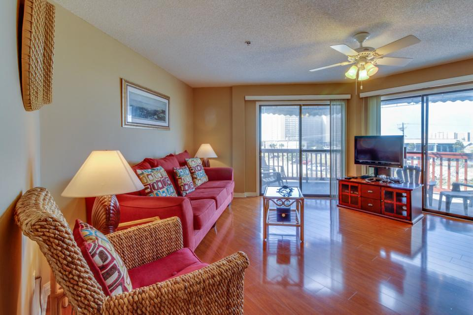 The Inn at St. Thomas Square #1304B - Panama City Beach Vacation Rental