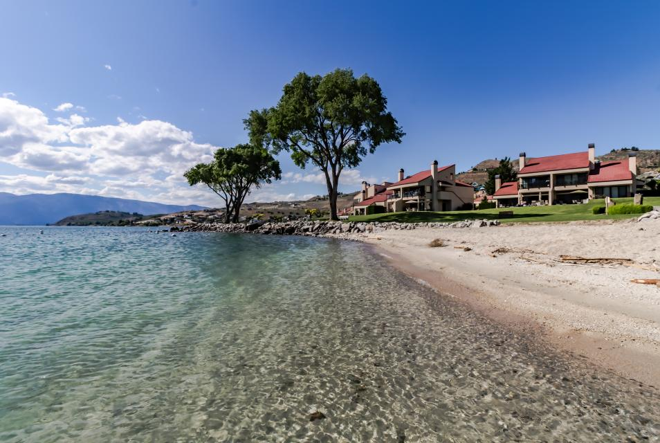 Lake Chelan Shores: Spirit of the Cascades (#1-2) - Chelan Vacation Rental