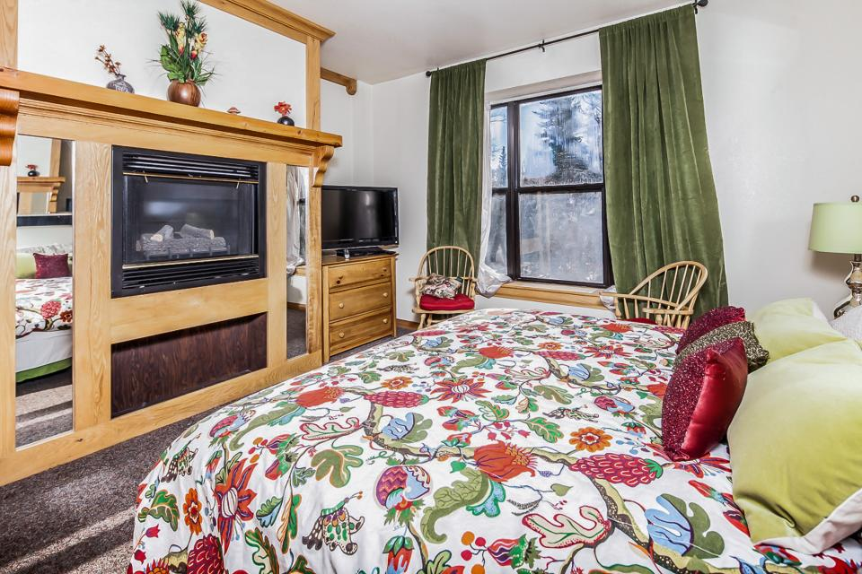 Cedar Breaks Lodge 3204 - Brian Head Vacation Rental