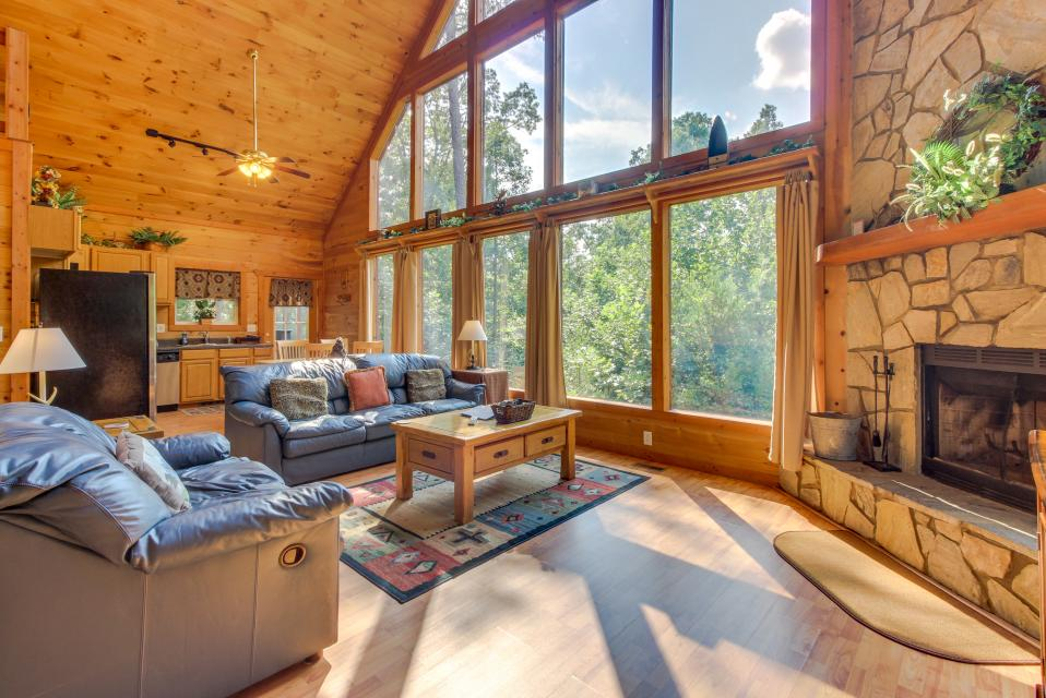 Buckhorn - Sautee Nacoochee Vacation Rental