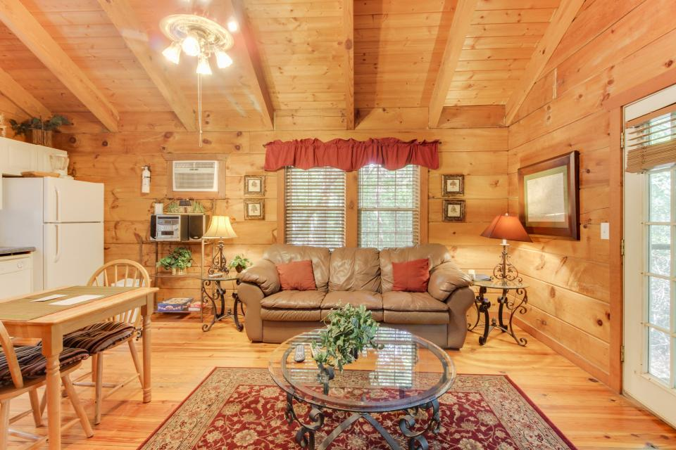Forest Haven - Sautee Nacoochee Vacation Rental