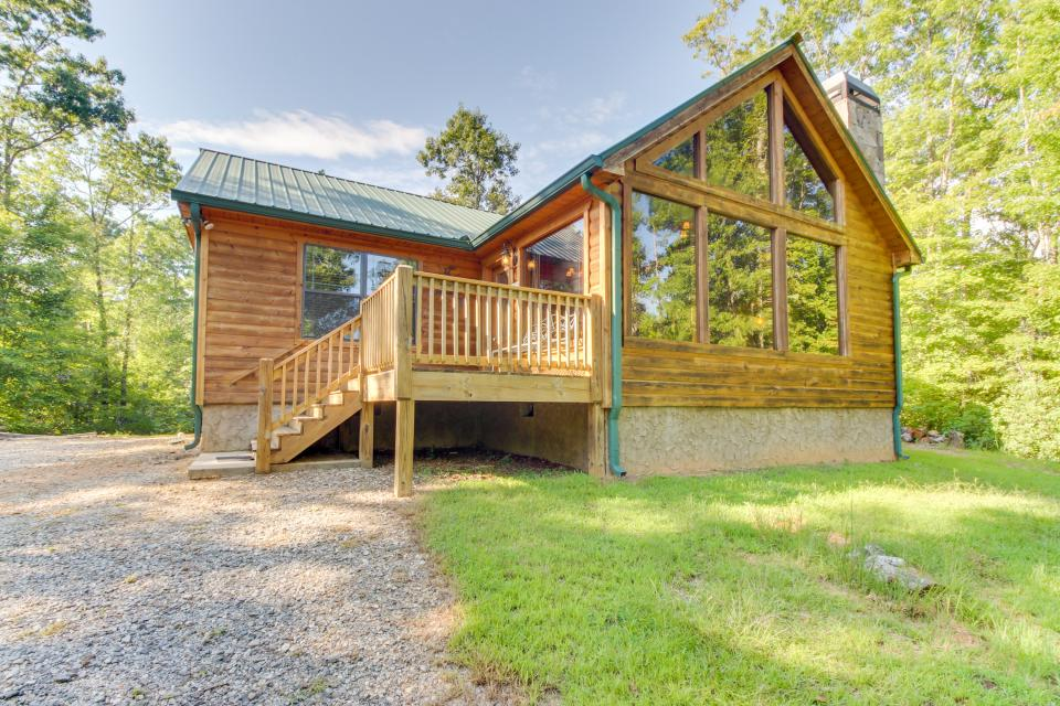 Natural High - Sautee Nacoochee Vacation Rental