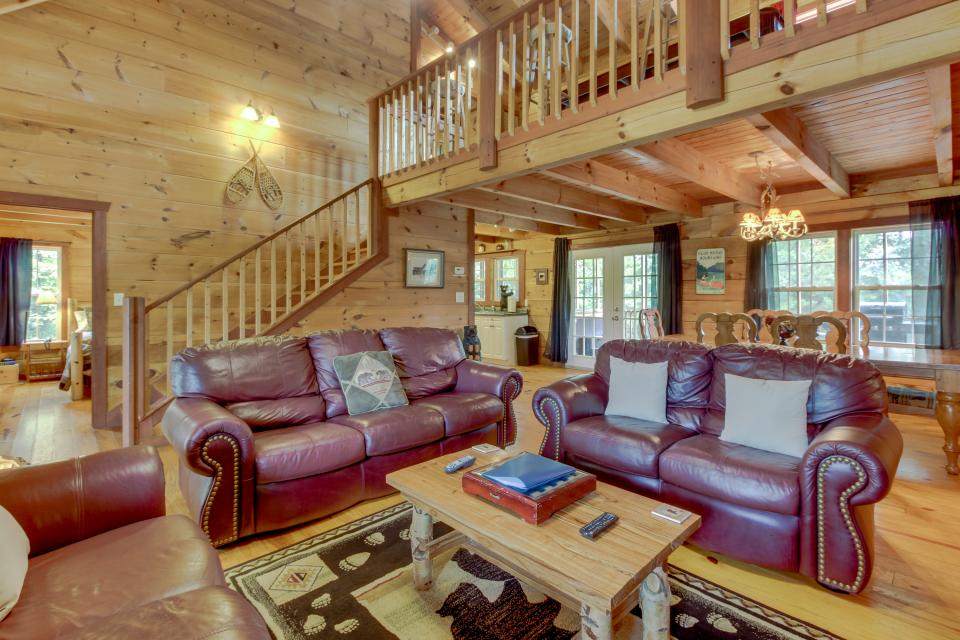 Mountain Breeze - Sautee Nacoochee Vacation Rental