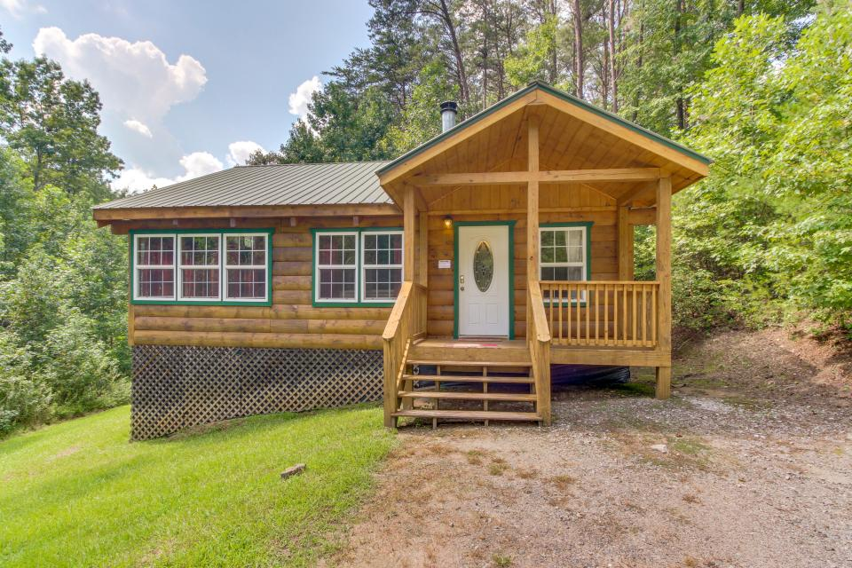 Highland Glade - Sautee Nacoochee Vacation Rental