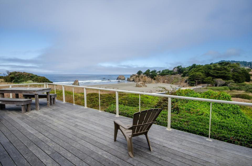 Shell Seeker - Fort Bragg Vacation Rental