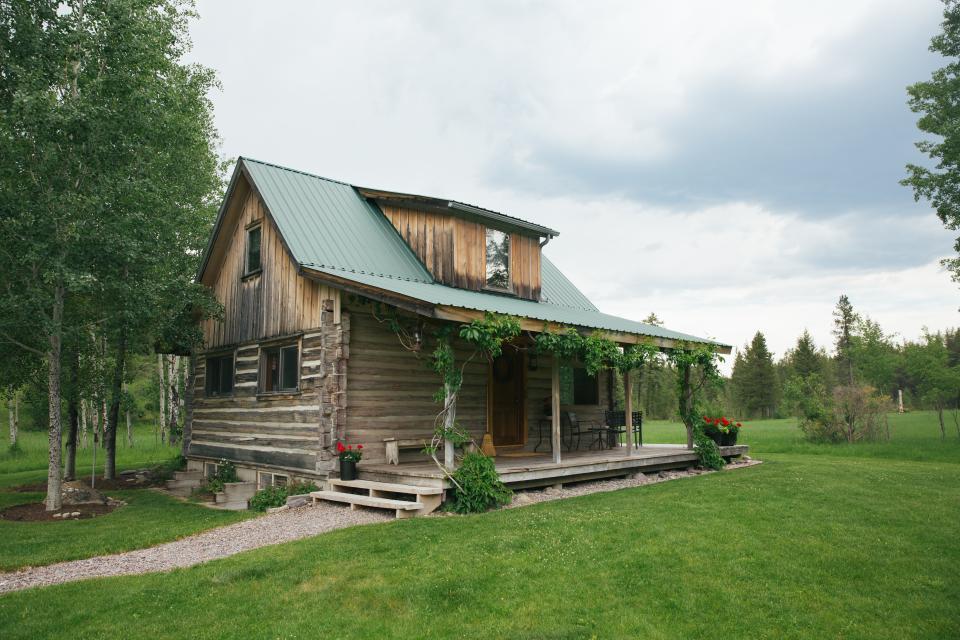 Homestead Cabin - Columbia Falls Vacation Rental