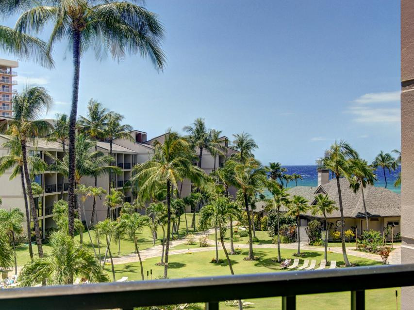 Kaanapali Shores 417 - Lahaina Vacation Rental