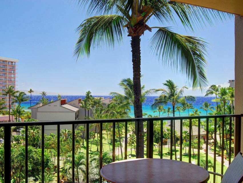 Kaanapali Shores 725 - Lahaina Vacation Rental