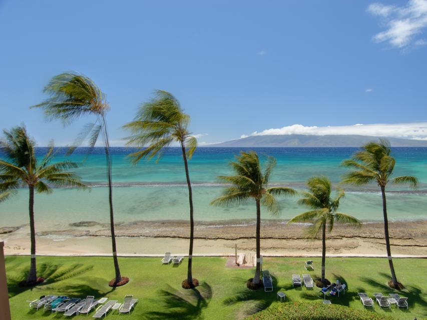 Ali I Beach Rentals Maui