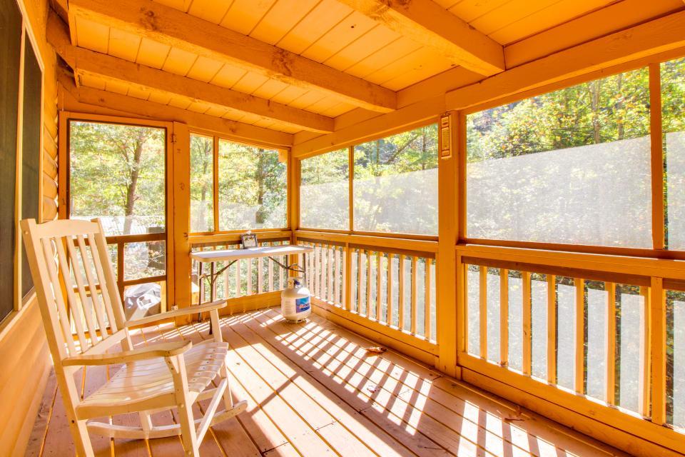 Dragon Fly Cabin - Ellijay Vacation Rental