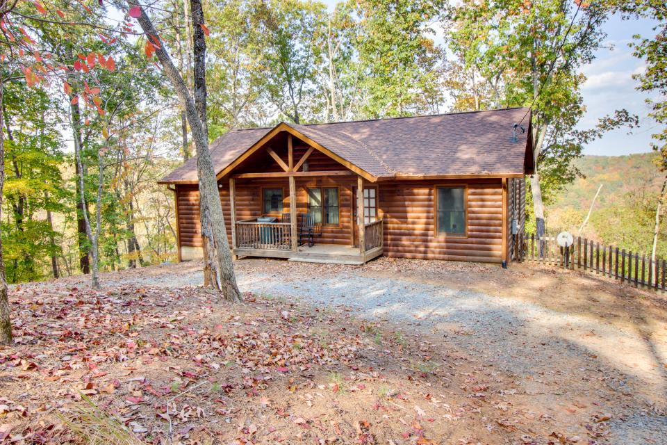 North georgia cabin rentals mountain memories cabins in for Ellijay cabins for rent by owner