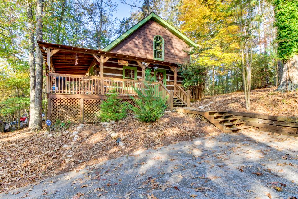 Ellijay cabin rentals north georgia vacation cabin rentals for Ellijay cabins for rent by owner