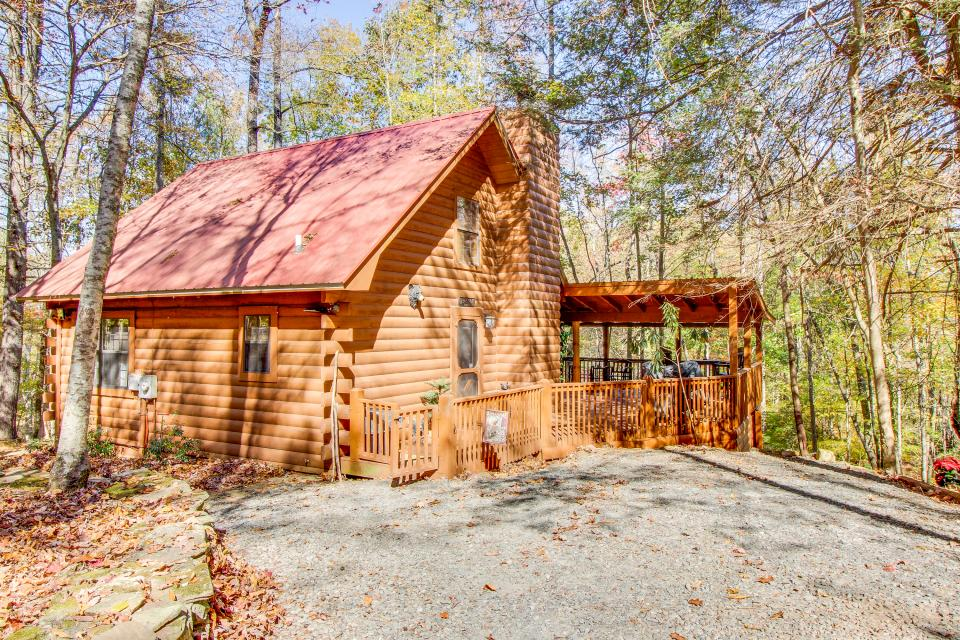 Crooked Creek Cabin - Ellijay Vacation Rental
