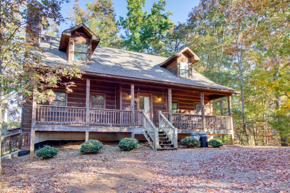 Star Seasons Retreat - Ellijay Vacation Rental