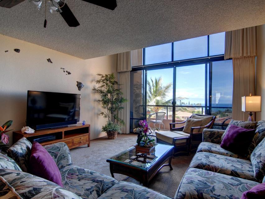Kahana Villa E609 - Lahaina Vacation Rental