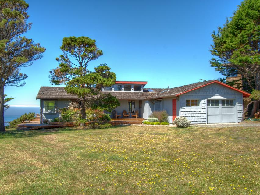 Frolic - Mendocino Vacation Rental
