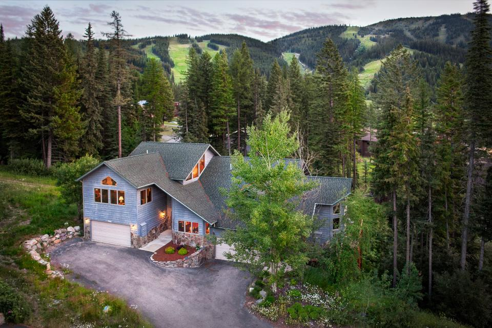 Silvertip Lodge - Whitefish Vacation Rental