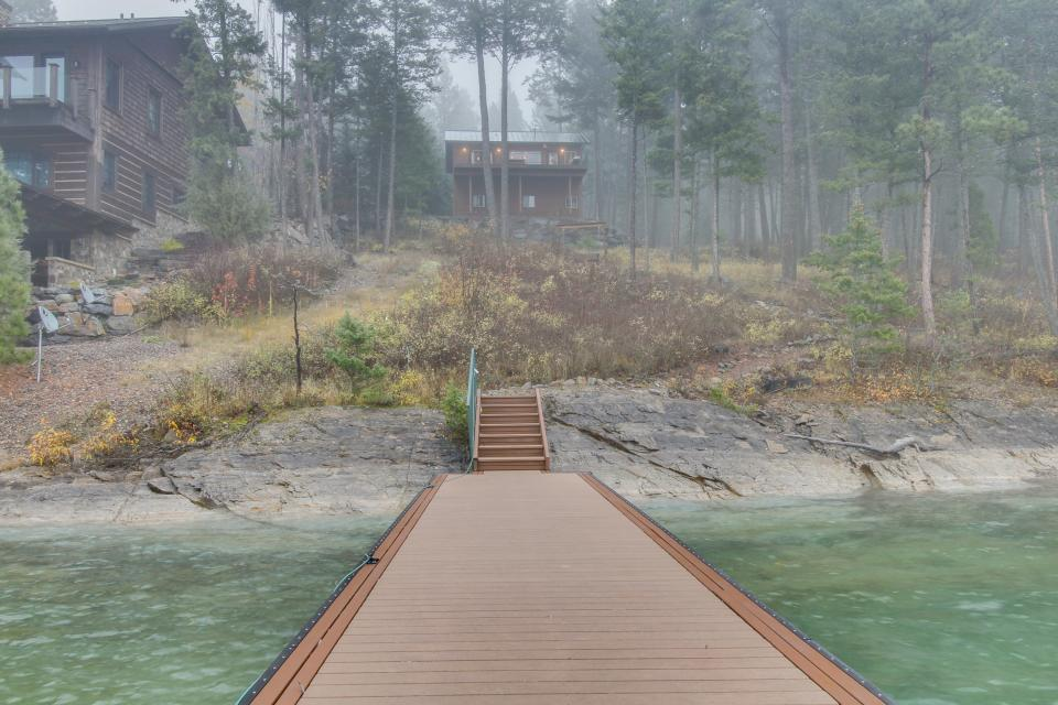 Wheeler's Flathead Lakehouse - Bigfork Vacation Rental