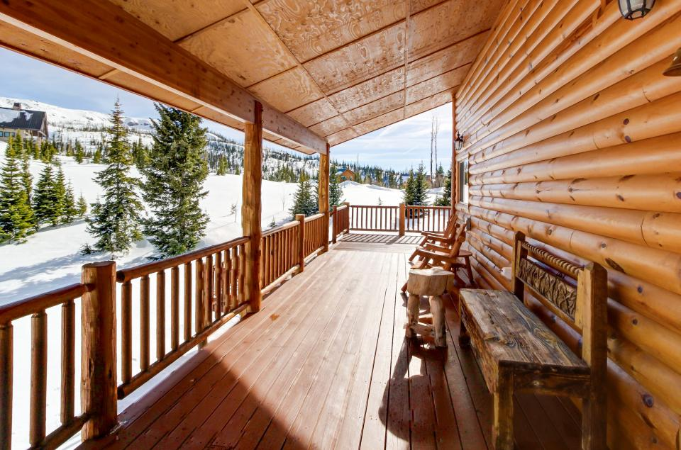 Steam Engine Lookout  - Brian Head Vacation Rental
